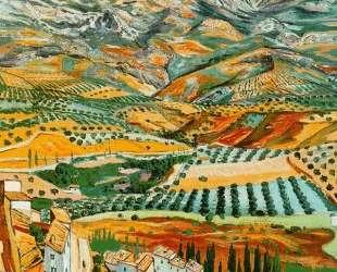 Landscape and Fique Vault — Рафаэль Забалета