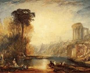 Landscape Composition of Tivoli — Уильям Тёрнер