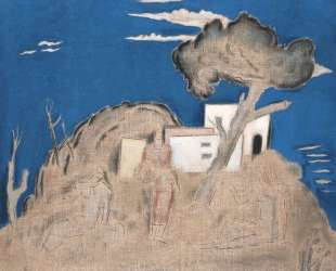 Landscape with Three Figures — Константинос Партенис