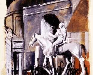 Leader on Horseback — Марио Сирони