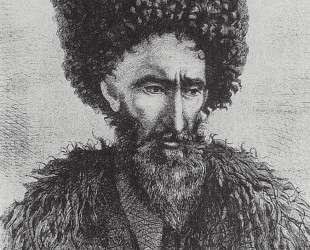 Lezgin Haji Murtuz-agha from Dagestan — Василий Верещагин