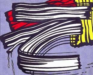 Маленькая большая картина — Рой Лихтенштейн