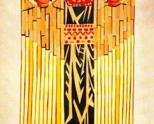 Liturgy, The Seraph's costume — Наталья Гончарова
