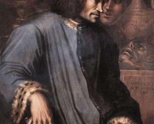 Lorenzo de Medici 'The Magnificent' — Джорджо Вазари