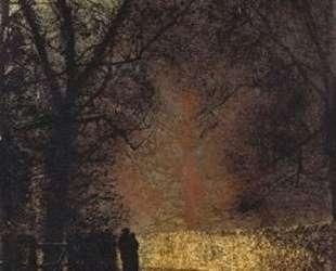 Lovers in a wood — Джон Эткинсон Гримшоу