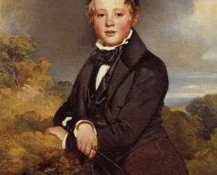 Ludwig, Graf Von Langenstein — Франц Ксавер Винтерхальтер