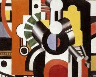 Machine elements — Фернан Леже