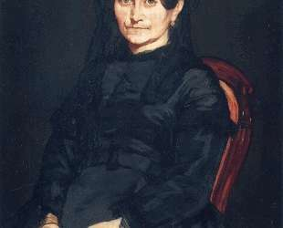 Madame Auguste Manet — Эдуард Мане