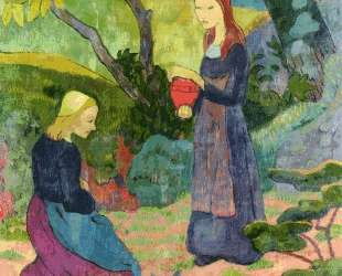 Madeline with the Offering — Поль Серюзье
