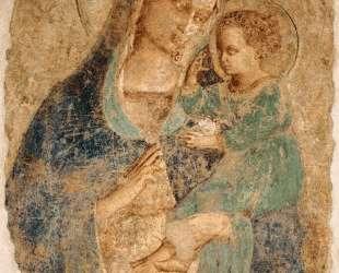 Мадонна с младенцем — Фра Анджелико