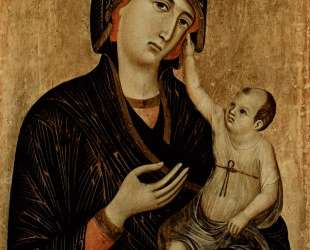 Madonna of Crevole — Дуччо