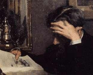 Man Reading — Жорж Леммен
