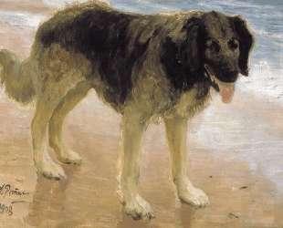 Лучший друг человека (Пес) — Илья Репин