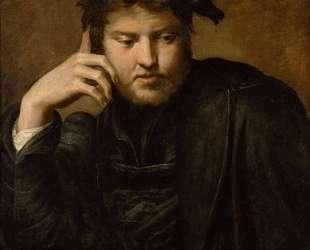 Man with a Book — Пармиджанино