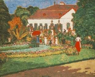 Manor-House at Kortvelyes — Йожеф Рипль-Ронаи