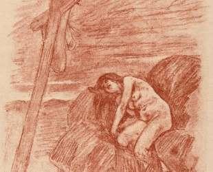 Maria Magdalena — Фелисьен Ропс