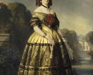 Maria Luisa von Spanien — Франц Ксавер Винтерхальтер