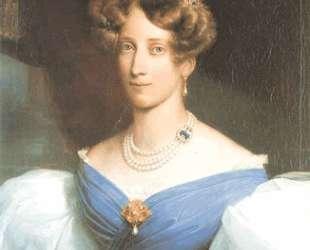Markgrafin Sophie von Baden — Франц Ксавер Винтерхальтер