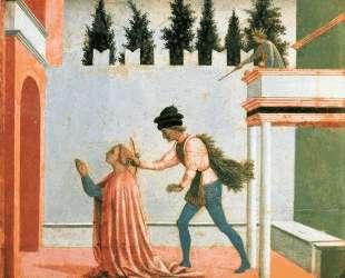 Martyrdom of St. Lucy — Доменико Венециано
