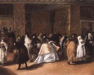 Masked Meeting — Франческо Гварди