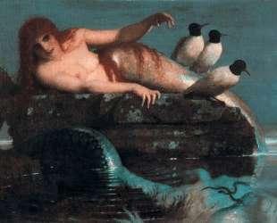 Meerestille (Calm Sea) — Арнольд Бёклин
