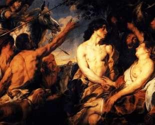 Meleager and Atalanta — Якоб Йорданс