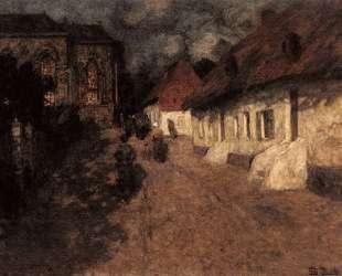 Midnight Mass — Фриц Таулов