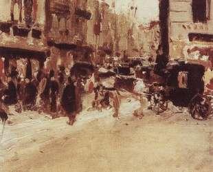 Милан — Константин Коровин