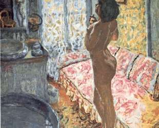 Model in Backligh — Пьер Боннар