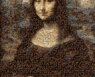 Mona Lisa Remastered — Роберт Сильверс