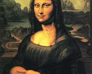Mona Lisa's Chair — Октавио Окампо