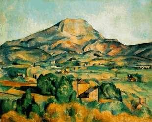 Mont Sainte-Victoire — Поль Сезанн