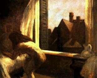 Moonlight Interior — Эдвард Хоппер