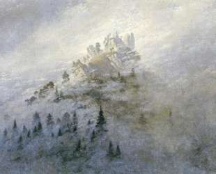 Morning mist in the mountains — Каспар Давид Фридрих