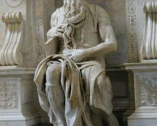 Moses — Микеланджело