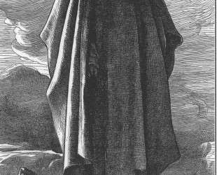Moses views the Promised Land — Фредерик Лейтон