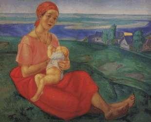 Мать — Кузьма Петров-Водкин