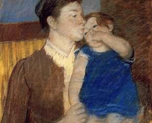 Мамин поцелуй на ночь — Мэри Кассат