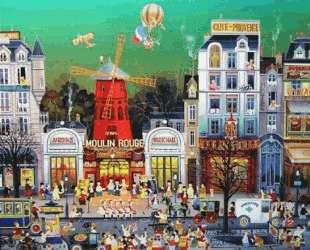 Moulin Rouge — Хиро Ямагата