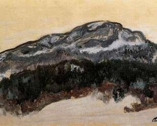 Гора Колсаас, Норвегия — Клод Моне