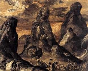 Гора Синай — Эль Греко