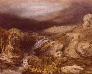 Mountain Stream, Coniston — Уильям Тёрнер