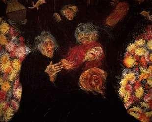Mourning — Умберто Боччони