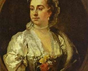 Mrs Catherine Edwards — Уильям Хогарт