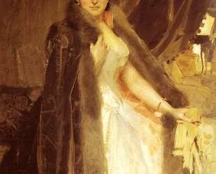 Mrs Symons — Андерс Цорн
