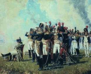 Napoleon near Borodino — Василий Верещагин