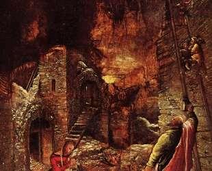Рождество Христово — Альбрехт Альтдорфер