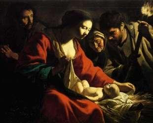 Nativity with the Torch — Братья Ленен
