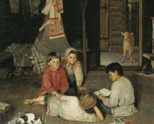 Новая сказка — Николай Богданов-Бельский