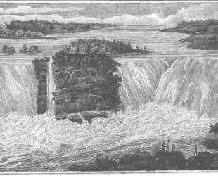 Niagara Falls — Павел Свиньин